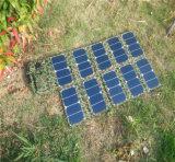 kann beweglicher Aufladeeinheits-Beutel des Sonnenkollektor-60W Firmenzeichen drucken