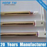 Lámpara de calor infrarroja modificada para requisitos particulares del cuarzo del aparato electrodoméstico