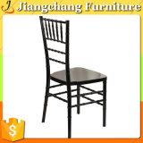 Cadeira preta de Chiavari da alta qualidade para o banquete