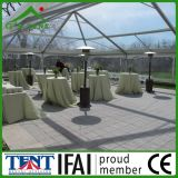 Tente de pagode du pavillon de jardin de la partie extérieure octogonale