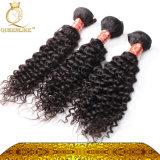 아프리카 흑인 여성 최대 대중적인 사람의 모발 씨실 곱슬머리