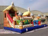 2016 Inflatable extérieur Egypte Theme Funcity Amusement Park à vendre