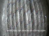 Preiswertes doppeltes umsponnenes Baumwollmarine-Seil