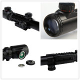 Tactical 3-9X40e Military Hunting Monocular Airsoft Scope para tiroteio
