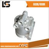 アルミ産業圧力は手のミシンのためのダイカストの部品を