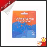 Kundenspezifische harte Papierkarte, Papierspielkarte