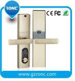 Verrouillage de porte à clé intelligente à carte numérique RF étanche