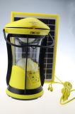 太陽電池パネルが付いている販売のYingliの熱い高品質の携帯用太陽キャンプライト