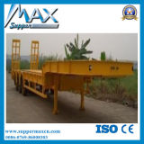 3 Axles를 가진 콘테이너 Transport Flatbed Semi-Trailer