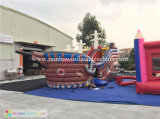 Sale를 위한 3D Inflatable Playground Pirate Ship