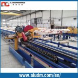 Flying Saw를 가진 680t Press Machine Aluminum Extrusion Single Puller