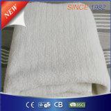 Nouvelle couverture chauffée en laine synthétique approuvée avec quatre réglages de chaleur