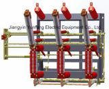 De VacuümSchakelaar met hoog voltage van de Onderbreking van de Lading met het Aan de grond zetten van Schakelaar