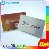 HUAYUAN金属PVC 13.56MHz ISO 15693 RFID ICODE SLIのスマートな名刺