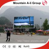 Affichage vidéo extérieur de l'utilisation de location DEL de l'usine P10mm DEL de Shen Zhen