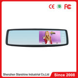 4.3-Inch Car Mirror Rear View Monitor mit High Brightness Touch Button und Car Rearview Camera System
