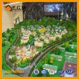 Modelli dell'edificio residenziale/bene immobile /Project di fabbricazione di modello che sviluppa i generi di modello di /All di fabbricazione di segni