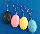Дешевый сигнал тревоги цены 120dB личный с Keychain для женщин
