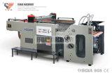 Selbst-UVtrockner zerteilt Zylinder-Bildschirm-Drucken-Maschine