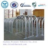 Fahrrad-Parken-Zahnstange/geformter Fahrrad-Standplatz/Fahrrad-Zahnstange