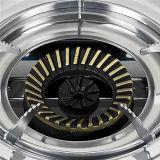 熱い販売のステンレス鋼のパネル単一バーナーのガスレンジJpGc105