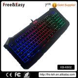 Schlüssel RGB-Tastatur-Computer-Spiel-Tastatur Fabrik-Preis USB-104