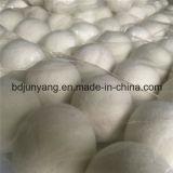 Billes fabriquées à la main de feutre de dessiccateur de blanchisserie de laines