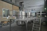 De Reactor van het Schip van het roestvrij staal met Mengapparaat