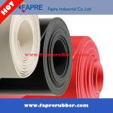 Rullo rosso dello strato della gomma di silicone/strato rosso industriale della gomma di silicone