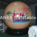 Belüftung-aufblasbarer Luft-Ballon-Bereich für Reklameanzeige