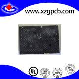 Carte libre de module d'affichage à cristaux liquides de Pb double face avec le pétrole noir