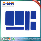 Silicone de alta freqüência que lava a etiqueta dos Tag da lavanderia de RFID com FM11RF08