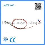 Wzp-035 PTFEケーブル2ワイヤーPT100センサー