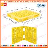 Pálete plástica aberta do bloco de Hygeian Rackable do molde do armazenamento do HDPE (Zhp5)