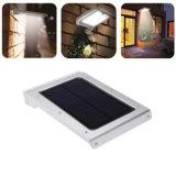 Lumière extérieure lumineuse superbe sans fil de détecteur de mouvement de garantie d'énergie solaire de 25 DEL pour la voie de mur de jardin de yard de paquet de patio