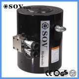 Cylindre hydraulique temporaire de tonnage élevé de soupape d'arrêt double (SV24Y)