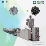 Fabrication en plastique de pipe de PE/extrusion/chaîne de production