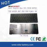 Laptop het Toetsenbord van de Computer voor Acer streeft Één 721 721h Ao721 722 Ao722 Zh7 Za5 Za3 Sjm11 het UK