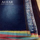 Tessile viscosa dei vestiti del denim del fabbricato dei jeans di miscela del poliestere del cotone di stirata