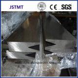 Lavorazione con utensili del freno della pressa idraulica (punzone piano)