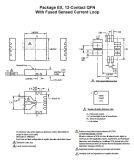 홀 효과 선형 현재 센서 IC의 직접 회로 Acs711eexlt-15ab-T