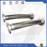 Tubo del metal flexible con las juntas