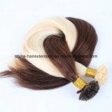 Prolongation brésilienne de cheveux humains de bout des cheveux humains V