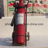 動かされた二酸化炭素の消火器(合金鋼鉄、GB8109-2005)
