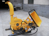 油圧Feed 100mm Chipper Tractor Wood Chipper