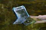 Cas en aluminium de vue en métal de R-Just Gundam Rj-02 pour iPhone6