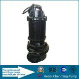 Pompe centrifuge submersible à haute pression d'eau de mer