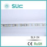 pasamano protector del camino del tubo de la colada de 9W LED (SLX-24A)