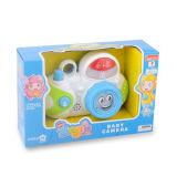 Brinquedo dos desenhos animados do bebê da aprovaçã0 do Ce com música e luz (H0622127)