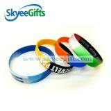 Braccialetti del silicone di alta qualità per gli sport